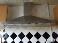 Bumatic kitchen extractor hood.