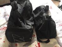 Large Nike holdall & revelation bag