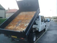 Handy Man With a Tipper Truck. Sepa Licenced Waste Carrier. Trade/domestic Waste Removal