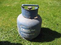 Calor gas bottle empty butane 4.5kg