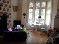 Warm and Bright One Bed in Pontcanna