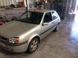 Ford Fiesta 1.25 zetec 2002 breaking full car