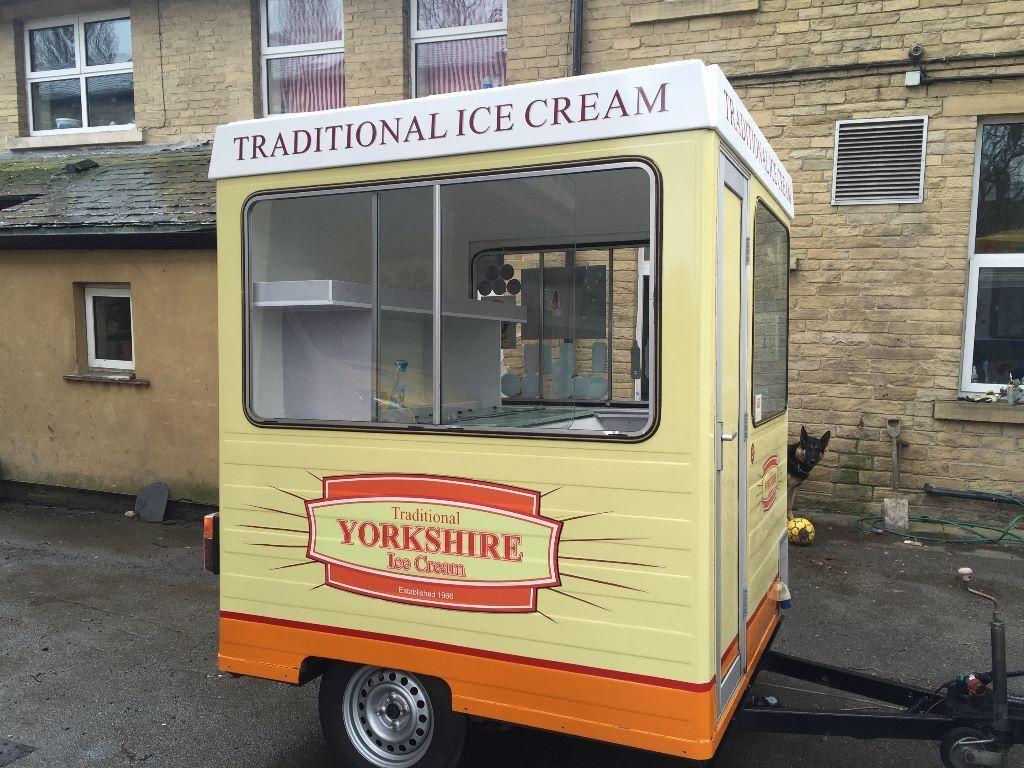 Whitby Morrison Ice Cream Trailer 6x6 In Bradford West Yorkshire Gumtree