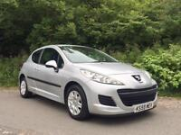 PEUGEOT 207 1.4S 3DR - 2009/59 - LOW MILEAGE - 1 PREVIOUS OWNER - LOVELY EXAMPLE - GREAT VALUE
