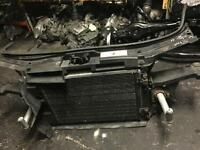 Audi A6 radiator pack as pictured tdi 2005 2006 2007
