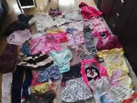 Girls cloths bundle