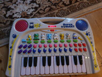 Kids keyboard 'Super Concert'