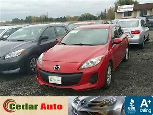 2012 Mazda MAZDA3 Managers Special London Ontario image 1