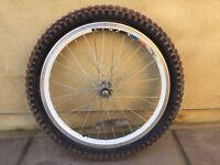 Bronx Bike Wheel 20 x 2.4