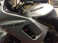 Bargain !! Er6f er6 er 6 f sports tourer cheap bike motorcycle