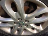 Vauxhall corsa alloys