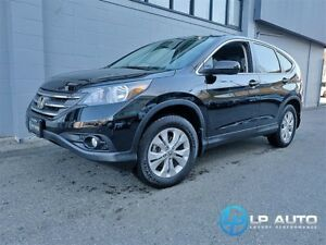 2014 Honda CR-V EX-L! Only 62000kms! Easy Approvals!