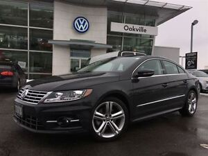 2015 Volkswagen CC HL/R-LINE/LEATHER/NAV!