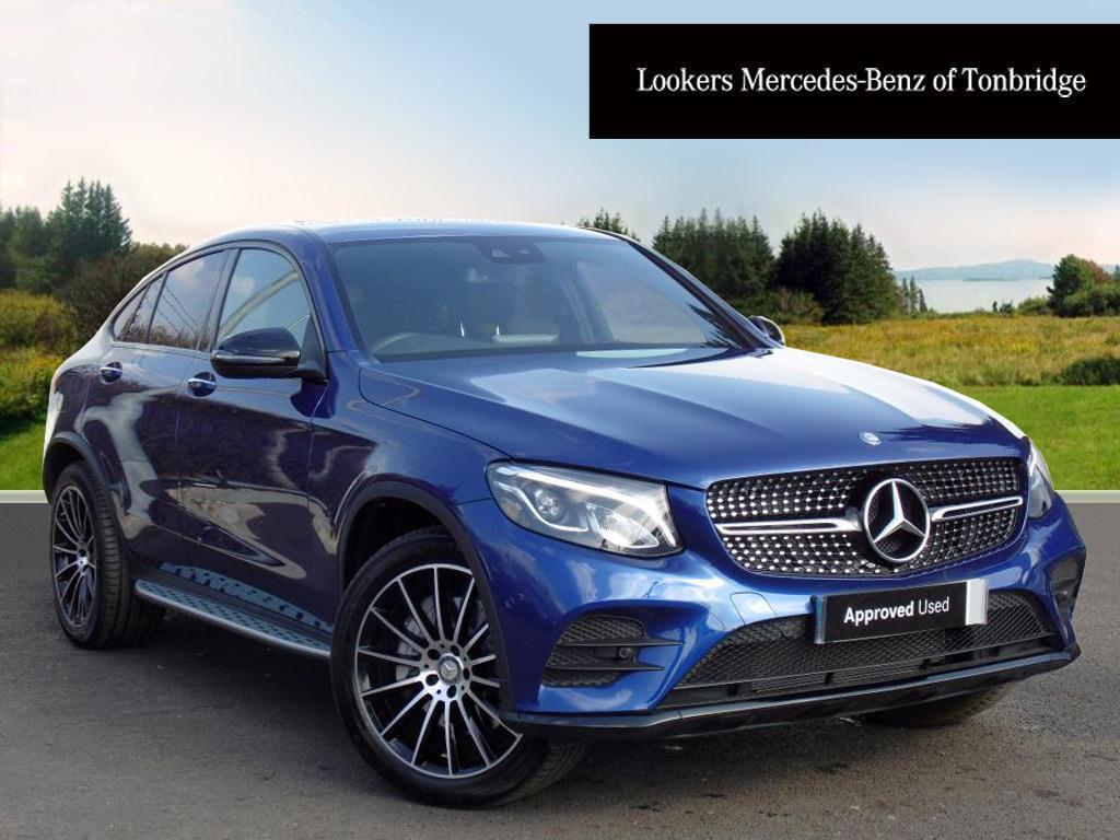 mercedes benz glc class glc 250 d 4matic amg line premium plus blue 2017 01 24 in tonbridge. Black Bedroom Furniture Sets. Home Design Ideas