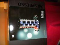 Nespresso Capsules stand - plastic - still in box £10 01993 882206 or 07795253507