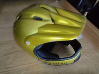Bullion Silverfox Childrens Full Face Cycle Helmet