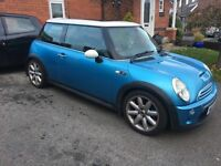 Mini Cooper S good spec