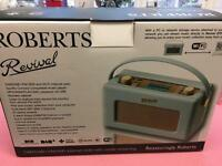 Roberts revival green istream 2 radio £150