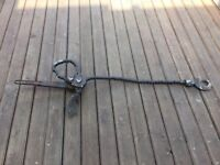 Original German Military Yale 1.5 Ton Winch / Hoist Block & Tackle- delivery or collection