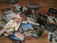 dvds job lot assorted big lot cash on collection