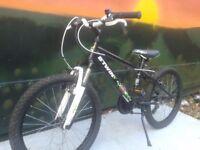 "BTWIN RBS HardTail Junior 20"" Boys Bike - RRP £165"