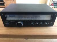 Vintage Amstrad EX 222 analogue receiver/amplifier