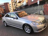 2012 (62) Mercedes e200 cdi blue efficiency low mileage