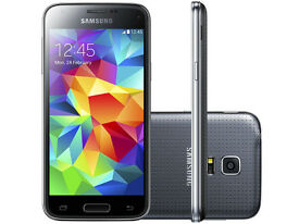 Unlocked Samsung Galaxy S5 Mini G800-F Mobile Phone - Black