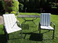 Quality German-made garden furniture