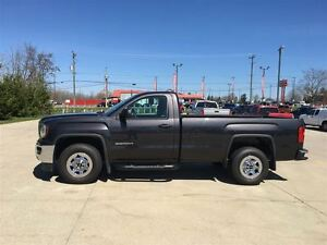 2016 GMC Sierra 1500 4X4 Long Bed