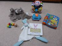 Baby toy bundle