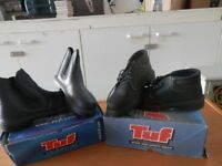 Tuff safety boots
