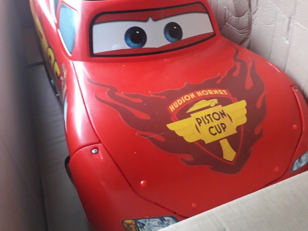 Lightning Mcqueen Battery Operated Car With Charger