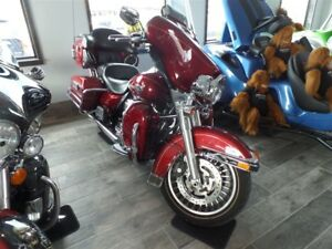 2010 Harley-Davidson Electra Glide Ultra Classic Limited Touring