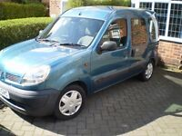 DISABLED CONVERSION GOWRINGS WITH DROPDOWN RAMP AND ELECTRIC WINCH, AUTOMATIC , PETROL