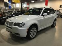 2009 BMW X3 30i M SPORT PANO 1-OWNER