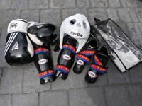 Kick boxing gear