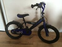 Boys bike .. Great condition, hardly used! Would suit age 5-6