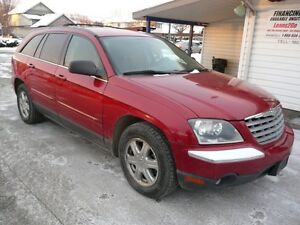 2006 Chrysler Pacifica Touring LOADED