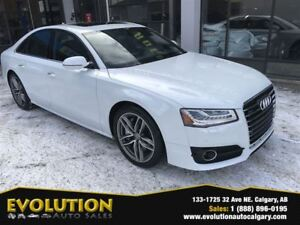 2016 Audi A8 7, 897 KM REDUCED TO $69, 900!!!