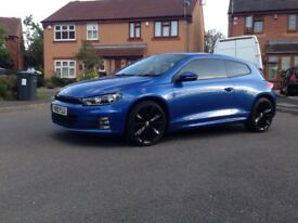 ***VERY RARE FULL 2016 R LINE REPLICA - FACE LIFT INSIDE/OUT, VW SCIROCCO 2.0 GT TDI***
