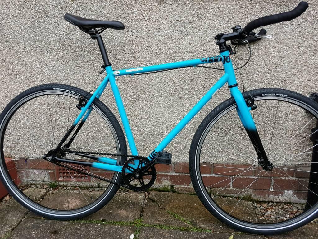 Charge Plug 0 2017 Single Sd Hybrid Bike 54cm Frame
