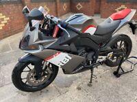 2016 Derbi GPR125 4T 125cc Low miles bargain!