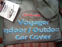 Cover-Zone Voyager cover for Mercedes E Coupe/Conv