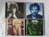 4 x CD's JOHN LENNON, DUFFY, SIMPLY RED,BLACK