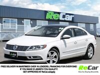 2014 Volkswagen CC Sportline REDUCED   HEATED LEATHER   BACK... Fredericton New Brunswick Preview