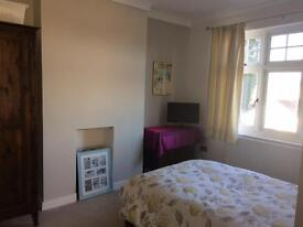 OWN DOUBLE BEDROOM, LIVING ROOM AND SHOWER-ROOM INC OF BILLS & WIFI