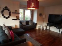 Modern 3 bed flat to rent Glasgow west end