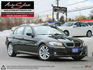 2011 BMW 323i ONLY 107K! **CLEAN CARPROOF** EXECUTIVE PKG