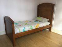 Mamas and Papas Crib and Toddler Bed